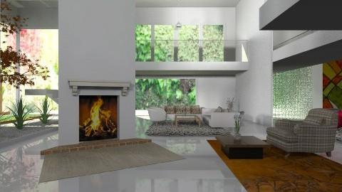 Casa Brasil white - Modern - Bathroom  - by ninaswiman
