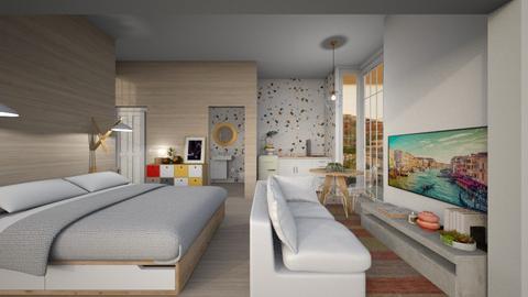 Casa398 - Modern - Living room - by nickynunes