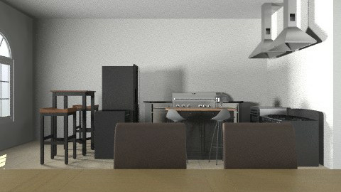 1569 - Minimal - Kitchen  - by steelers43