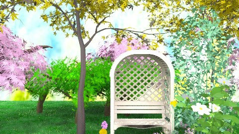 Garden - Rustic - Garden  - by norli99