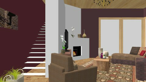 My living - Glamour - Living room  - by camidome
