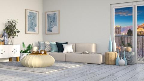 MGL - Modern - Living room  - by CitrusSunrise