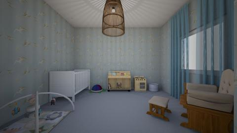 baby room - by smccauley26
