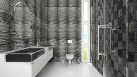 bb - Bathroom  - by annasig