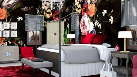 Maximalist Bedroom - Bedroom - by matina1976
