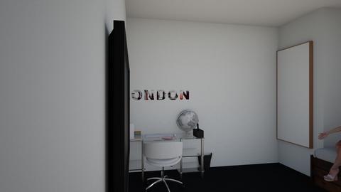 teen girl room - Modern - Bedroom  - by maya101nacole