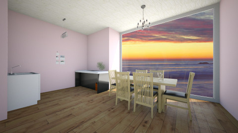 dining room1 - Dining room  - by madi1015