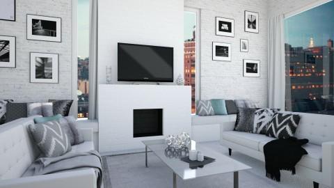 Gallery Wall - Living room - by jadastratman