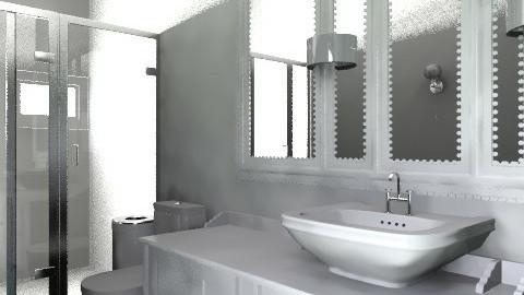 Banheiro suite - Classic - Bathroom  - by MonikaFrisch