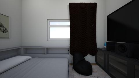 habitacion - Bedroom  - by marionrb2004