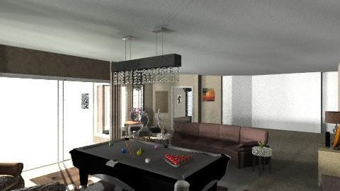 Muscati_Game1 Modern - Modern - Living room - by pdsmatt