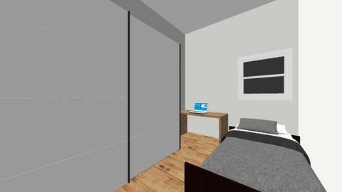 Zack 2 - Bedroom  - by claudattard