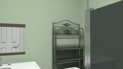 New bathroom - Minimal - Bathroom  - by eidiliat