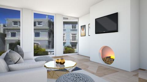Contest 3_Chinchilla Love - Living room  - by Chinchilla Lover
