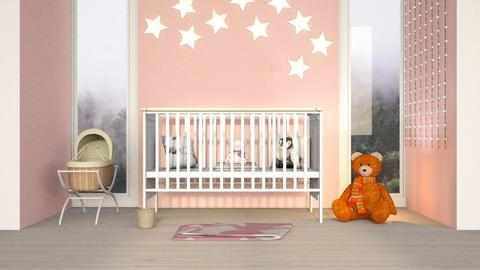 baby room - Kids room  - by tigeriffic
