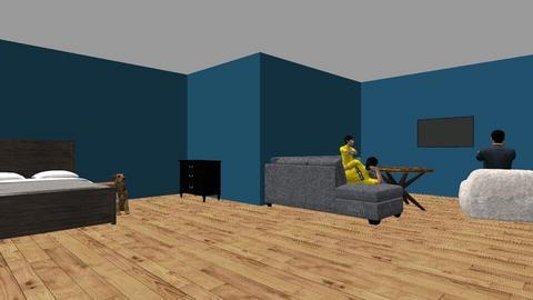Good Design  - Bedroom  - by Malachi M
