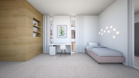 contest_kaede11 - Minimal - Bedroom  - by kaede11
