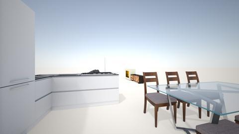 Kleefkruid 12  model 1 - Kitchen  - by Jeroen Moorman