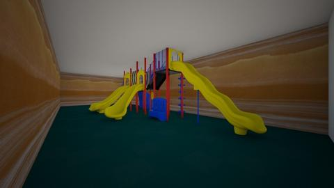 Indoor Playground - by Wolfie_Playz