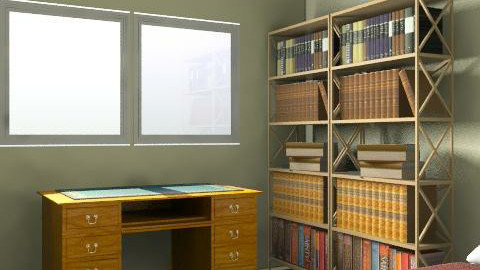 buro - Eclectic - Office  - by Dinofolk
