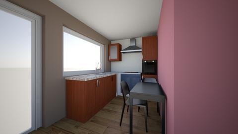 kitchen LDR - Kitchen  - by martebart
