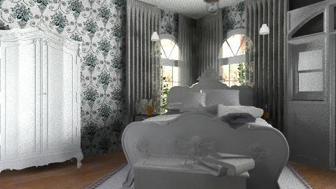sleeping happy - Vintage - Living room  - by Mulligan Maria