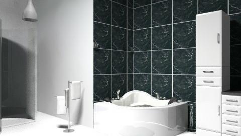 baltuma - Retro - Bathroom  - by Niukelis2008