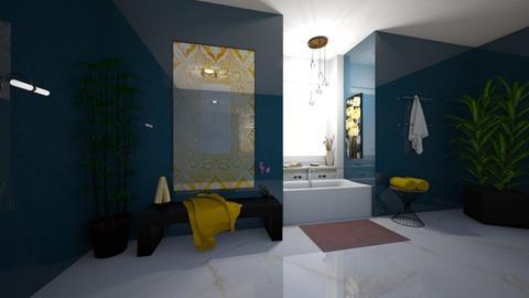 Bathroom2 - Bathroom  - by Llamacorn12