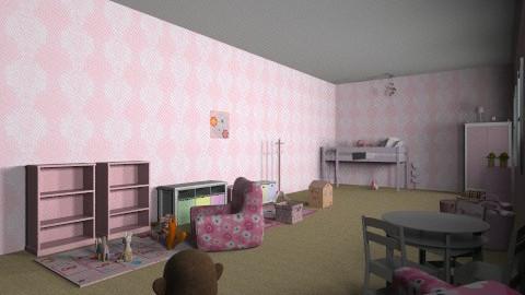 Kindergraden Girl Room - Classic - Kids room  - by Madisons room maker