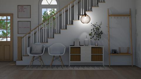 Hallway - by Victoria_happy2021