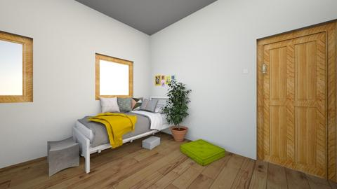 dream room - Minimal - Bedroom  - by leonormartinscarmo