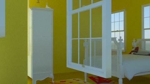 Scene Guy's Bedroom - Retro - Bedroom - by AliceJayeSykes
