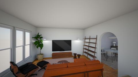 Zak and Viola - Living room - by BrianDenton