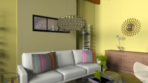 DWRHelixNoguchiSun - Eclectic - Office  - by evakarwowska
