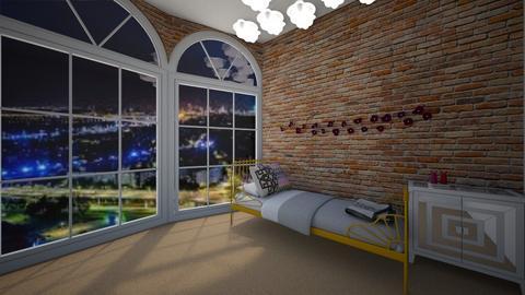 Patient00 - Bedroom - by Higuysimnothere