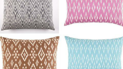 Ikat grey - Global - Living room - by mydeco Insider