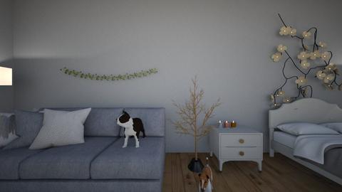German 2 - Bedroom  - by hey_its_lex__