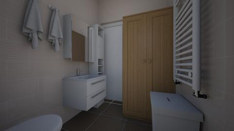 maria - Bathroom  - by lwlou_eirini