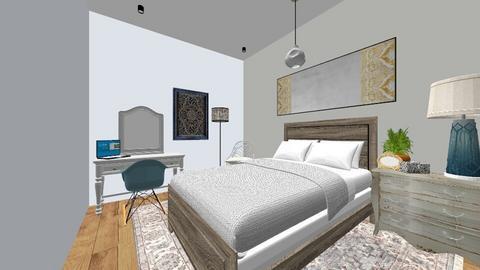 Dining Living Bedroom - Living room  - by abelmon1
