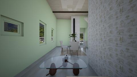 parte 2 - Living room  - by Arq de Torres