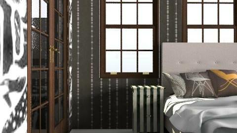 my room - Country - Bedroom  - by ricepatties96