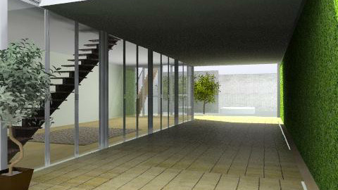 casa de Gabriel ll - Modern - Garden  - by Lanena