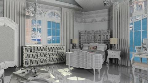 Dreamy - Vintage - Bedroom  - by chloedaniella