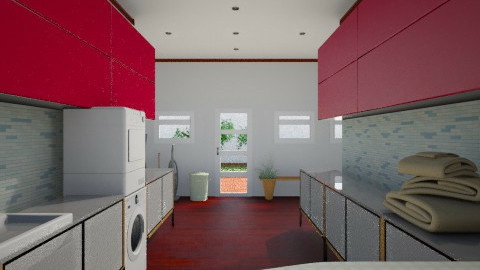 Laundry - Modern - by giulygi