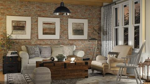 Cozy - Living room  - by Lizzy0715