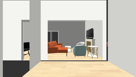 Redgate Living Room 6 ET - Living room  - by evekarate