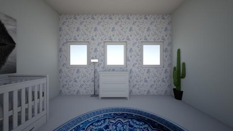 Baby Nursery - Kids room - by averycampbell1020