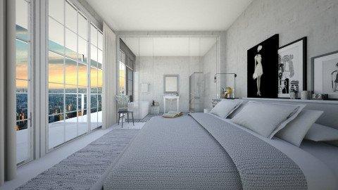 Bian - Modern - Bedroom  - by AlSudairy S