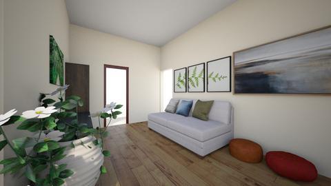 SALA - Living room  - by VDLemon007