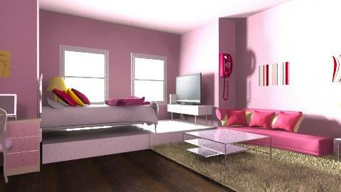 Ashlyn  - Eclectic - Bedroom - by 89dudes